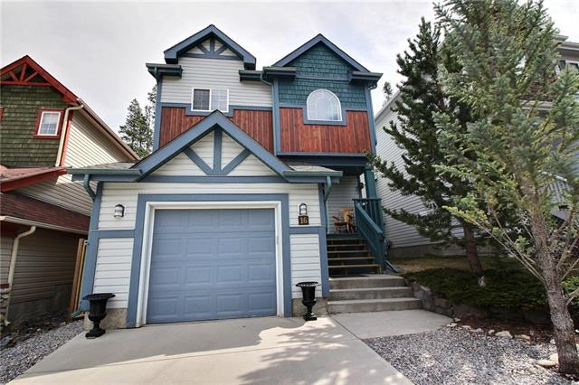 16 Shellian Lane, Canmore, AB T1W 2Z2 (#C4185675) :: The Cliff Stevenson Group