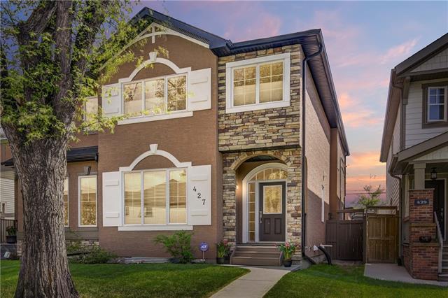 427 31 Avenue NW, Calgary, AB T2M 2P5 (#C4185680) :: Redline Real Estate Group Inc