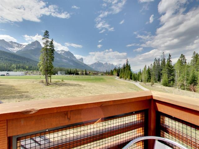 2100C Stewart Creek Drive #303, Canmore, AB T1W 0G3 (#C4185711) :: Canmore & Banff