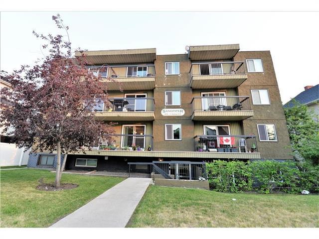 1613 11 Avenue SW #102, Calgary, AB T3C 0N3 (#C4185721) :: The Cliff Stevenson Group