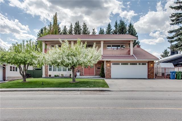 1509 Varsity Estates Drive NW, Calgary, AB T3B 3Y4 (#C4185723) :: Redline Real Estate Group Inc