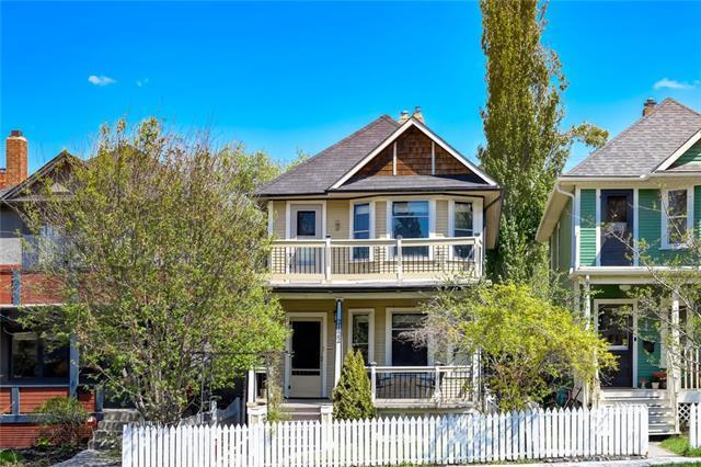 2122 18 Street SW, Calgary, AB  (#C4185728) :: Calgary Homefinders