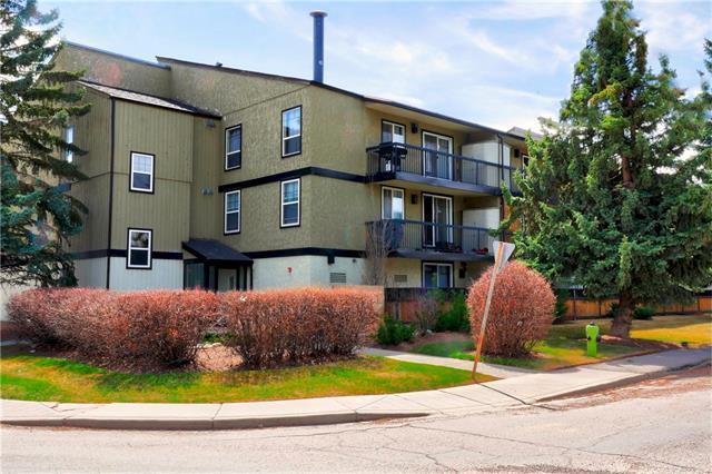 1301 17 Avenue NW #206, Calgary, AB T2M 0R2 (#C4185733) :: The Cliff Stevenson Group