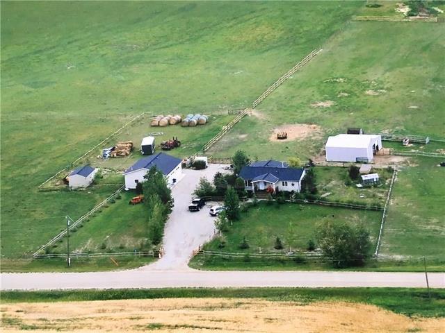 245073 Range Road 230, Rural Wheatland County, AB T1P 1J6 (#C4185746) :: The Cliff Stevenson Group
