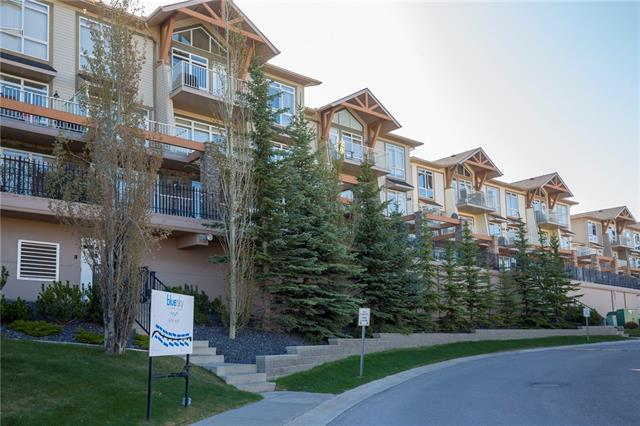 108 Rockyledge View NW #5, Calgary, AB T3G 5X2 (#C4185749) :: Redline Real Estate Group Inc