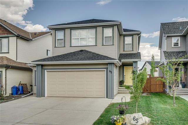 65 Copperstone Close SE, Calgary, AB T2Z 0P4 (#C4185754) :: Redline Real Estate Group Inc