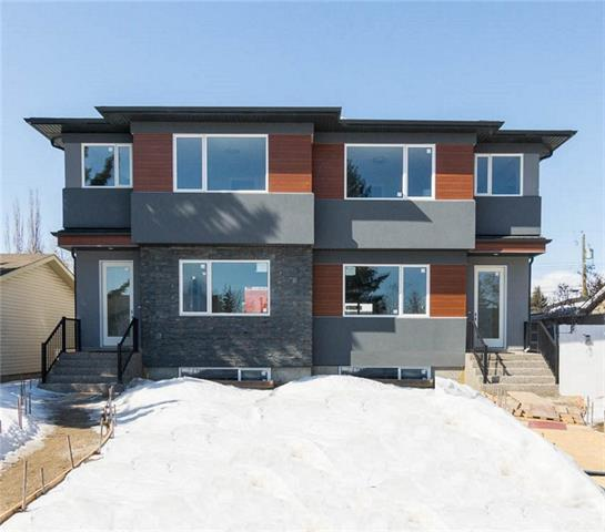 4613 81 Street NW, Calgary, AB T3B 2P5 (#C4185767) :: The Cliff Stevenson Group
