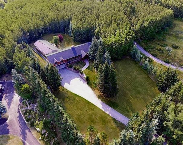 80 Artists View Way, Rural Rocky View County, AB T3Z 3N1 (#C4185784) :: Redline Real Estate Group Inc