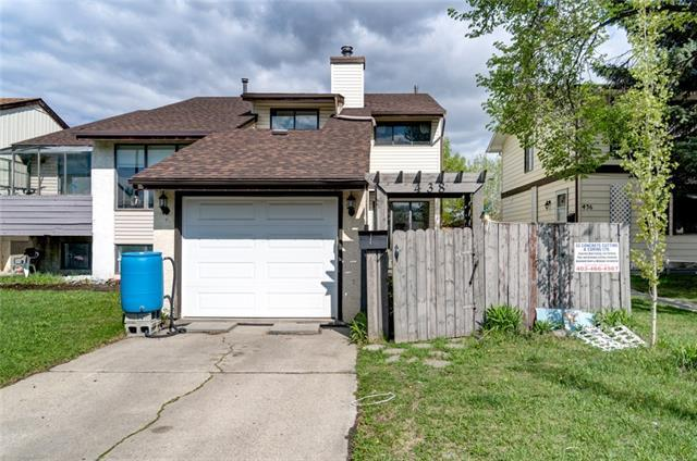 438 Templewood Place NE, Calgary, AB T1Y 4A9 (#C4185798) :: Redline Real Estate Group Inc