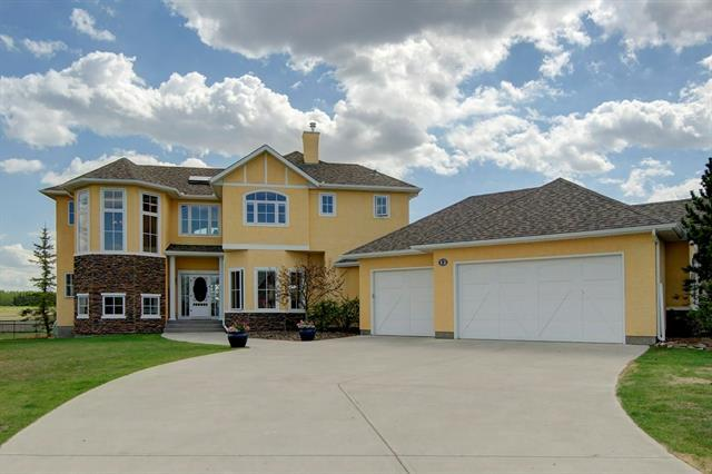 12 Montenaro Bay, Rural Rocky View County, AB T4C 0A5 (#C4185817) :: The Cliff Stevenson Group