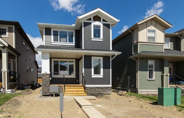 102 Fireside Circle, Cochrane, AB T4C 0Z5 (#C4185831) :: Redline Real Estate Group Inc