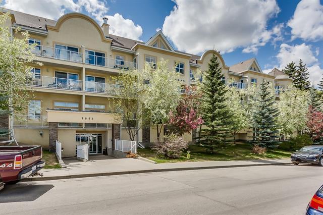 1631 28 Avenue SW #204, Calgary, AB T2T 1J5 (#C4185889) :: Canmore & Banff