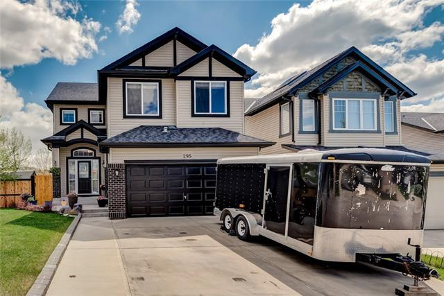 295 Rockyspring Circle NW, Calgary, AB T3G 6A2 (#C4185907) :: Canmore & Banff