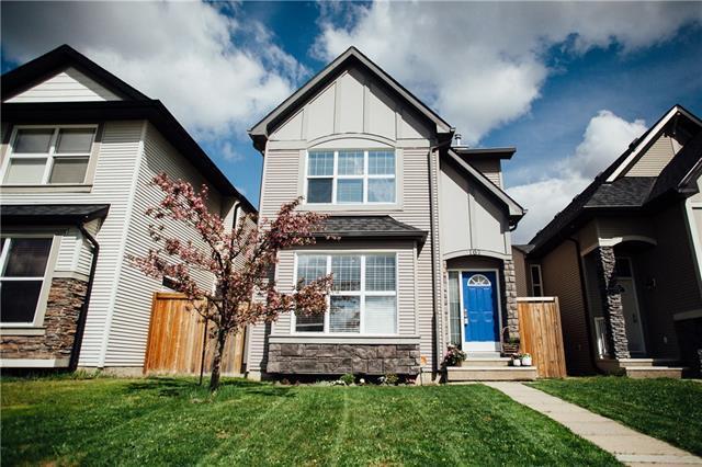 167 Silverado Drive SW, Calgary, AB T2X 0C7 (#C4185919) :: Redline Real Estate Group Inc