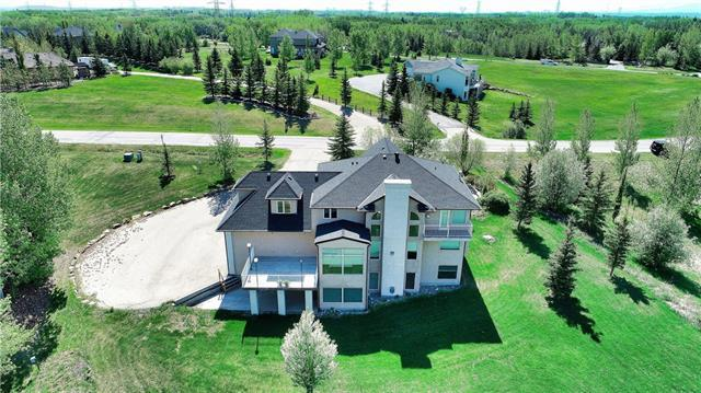 11 Cody Range Way, Rural Rocky View County, AB T3R 1C1 (#C4185927) :: Calgary Homefinders