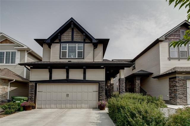 166 Hillcrest Circle SW, Airdrie, AB T4B 0Y5 (#C4185973) :: The Cliff Stevenson Group