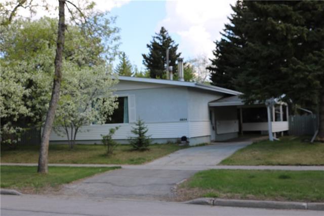 4604 Brisebois Drive NW, Calgary, AB T2L 2G4 (#C4186010) :: Redline Real Estate Group Inc