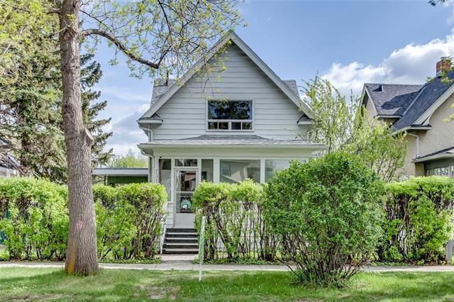 731 19 Avenue NW, Calgary, AB T2M 0Z2 (#C4186047) :: Redline Real Estate Group Inc
