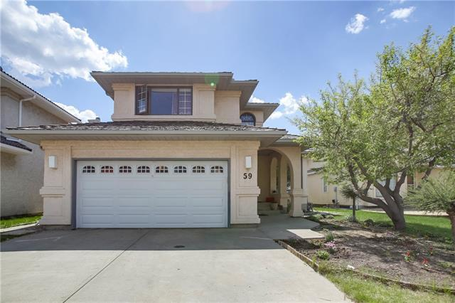 59 Hampshire Close NW, Calgary, AB  (#C4186048) :: Calgary Homefinders