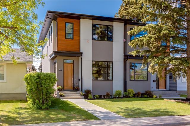521 21 Avenue NW, Calgary, AB T2M 1J8 (#C4186057) :: Carolina Paredes - RealHomesCalgary.com