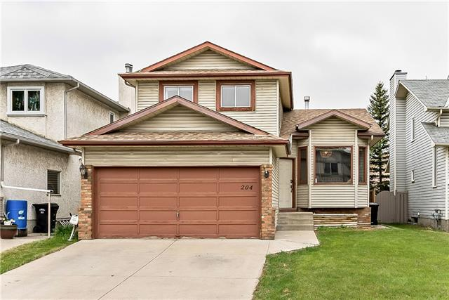 204 Riverbrook Way SE, Calgary, AB T0J 1P0 (#C4186063) :: Redline Real Estate Group Inc