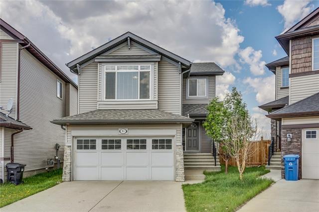 51 Skyview Springs Cove NE, Calgary, AB T3N 0B5 (#C4186074) :: Calgary Homefinders