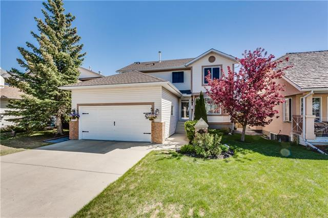12 Arbour Summit Close NW, Calgary, AB T3G 3W1 (#C4186109) :: Canmore & Banff