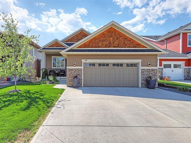 124 Drake Landing Terrace, Okotoks, AB T1S 0H1 (#C4186116) :: Redline Real Estate Group Inc