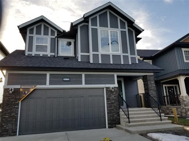 796 Coopers Crescent SW, Airdrie, AB T4B 4C3 (#C4186126) :: Redline Real Estate Group Inc