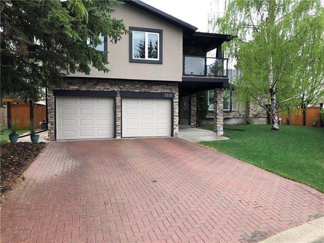 3339 Varna Crescent NW, Calgary, AB T3E 0A4 (#C4186151) :: Redline Real Estate Group Inc