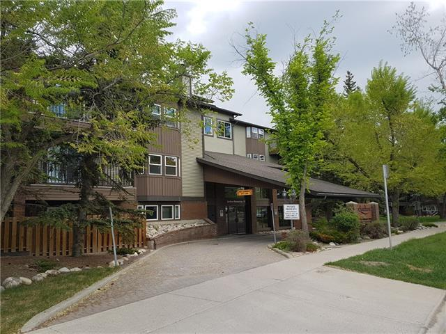550 Westwood Drive SW #210, Calgary, AB T3C 3T9 (#C4186165) :: Calgary Homefinders