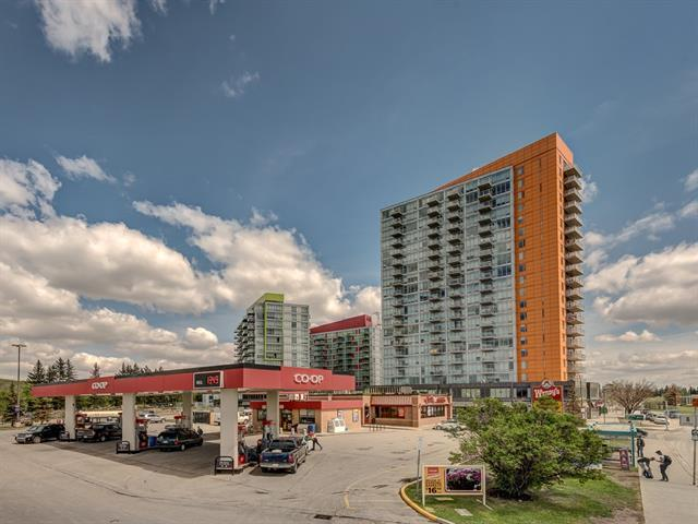 3820 Brentwood Road NW #1409, Calgary, AB  (#C4186188) :: Redline Real Estate Group Inc