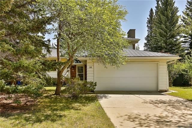 14 Varslea Place NW, Calgary, AB T3A 0C9 (#C4186203) :: Redline Real Estate Group Inc
