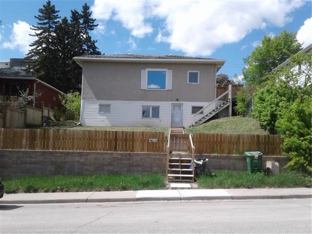 4011 Centre A Street NE, Calgary, AB T2E 3A7 (#C4186216) :: Calgary Homefinders