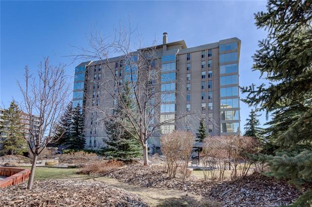 4555 Varsity Lane NW #407, Calgary, AB T3A 2V6 (#C4186229) :: Redline Real Estate Group Inc