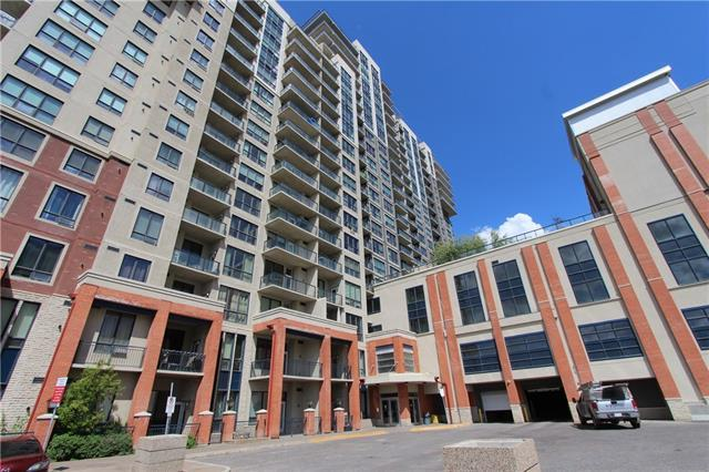 8710 Horton Road SW #303, Calgary, AB T2V 0P7 (#C4186241) :: Redline Real Estate Group Inc