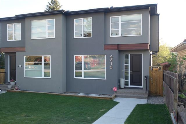 4815 21 Avenue NW, Calgary, AB T3B 0W8 (#C4186264) :: Redline Real Estate Group Inc