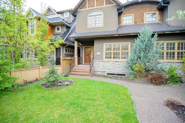 733 4 Street NW, Calgary, AB T2N 1P3 (#C4186274) :: Canmore & Banff