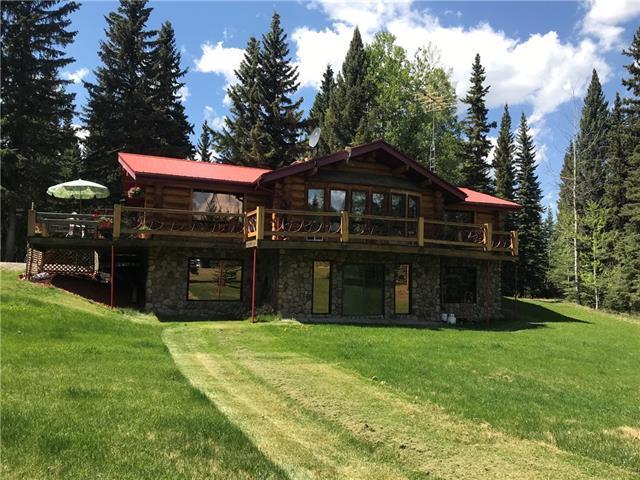 63260, Rural Bighorn M.D., AB T0M 1X0 (#C4186280) :: Canmore & Banff