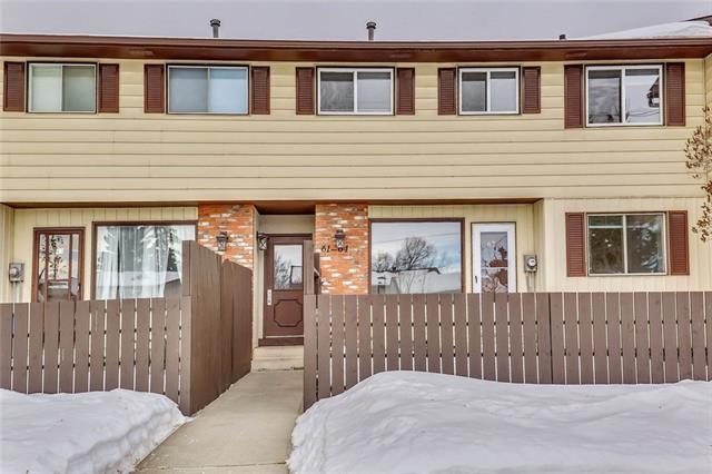 175 Manora Place NE #61, Calgary, AB T2A 5P7 (#C4186281) :: Calgary Homefinders