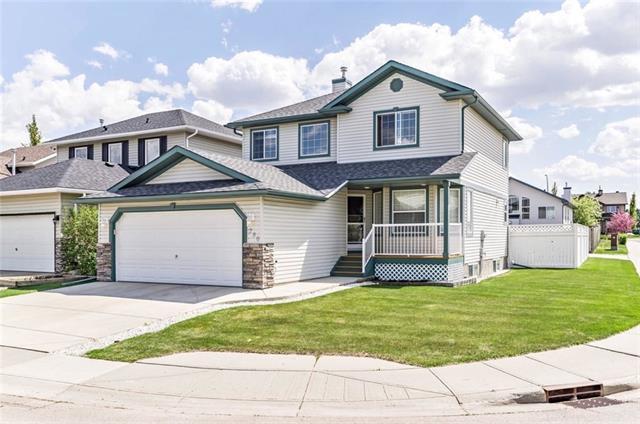 280 Woodside Circle NW, Airdrie, AB T4B 2M4 (#C4186285) :: Calgary Homefinders