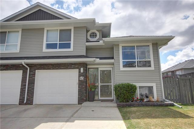 55 Fairways Drive NW #145, Airdrie, AB T4B 2T6 (#C4186297) :: Redline Real Estate Group Inc