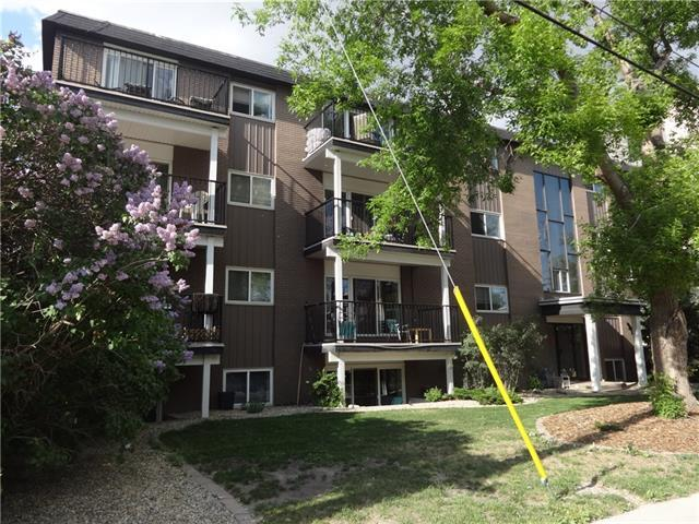 112 23 Avenue SW #401, Calgary, AB T2S 0J1 (#C4186298) :: Canmore & Banff