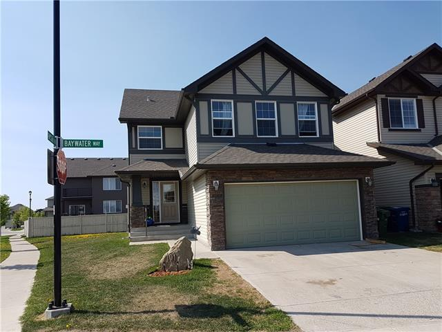101 Baywater Way SW, Airdrie, AB T4B 0B2 (#C4186307) :: Canmore & Banff