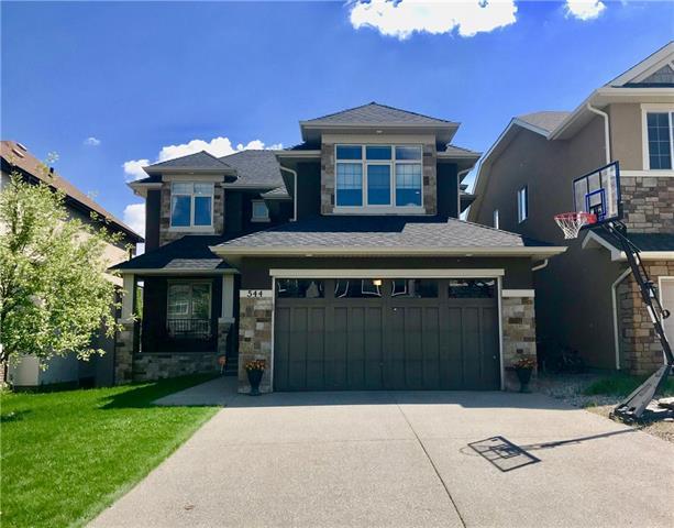 544 Evergreen Circle SW, Calgary, AB T2Y 0H2 (#C4186319) :: Calgary Homefinders