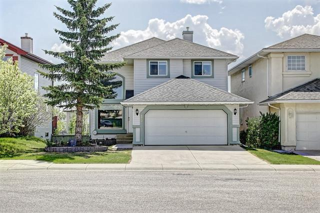 15 Arbour Ridge Heights NW, Calgary, AB T3G 3Z1 (#C4186350) :: Canmore & Banff