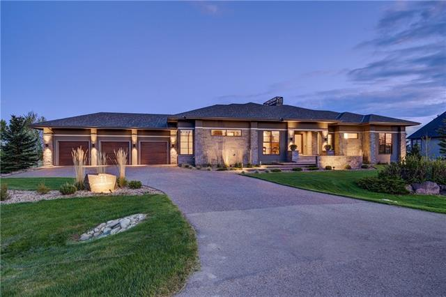 11 Mackenas Court, Rural Rocky View County, AB T3Z 3C9 (#C4186387) :: The Cliff Stevenson Group