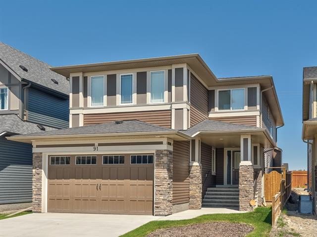 91 Mount Rae Heights, Okotoks, AB  (#C4186389) :: Redline Real Estate Group Inc