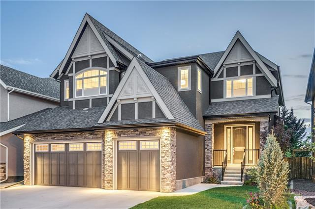 89 Aspen Acres Manor SW, Calgary, AB T3H 0W7 (#C4186396) :: Calgary Homefinders