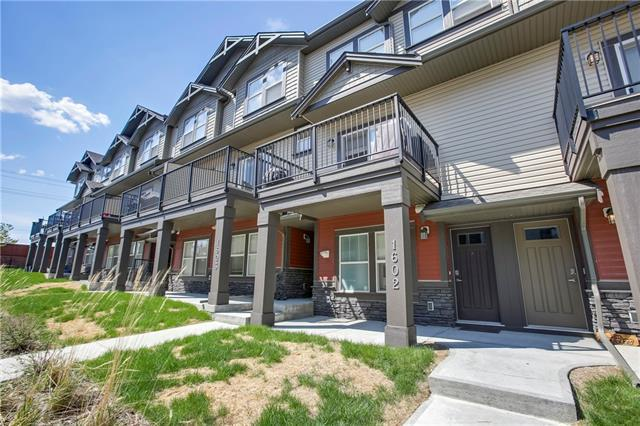 280 Williamstown Close #1602, Airdrie, AB T4B 4B6 (#C4186399) :: Redline Real Estate Group Inc